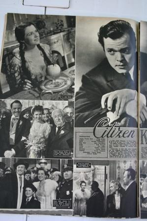 Citizen Kane Orson Welles Joseph Cotten