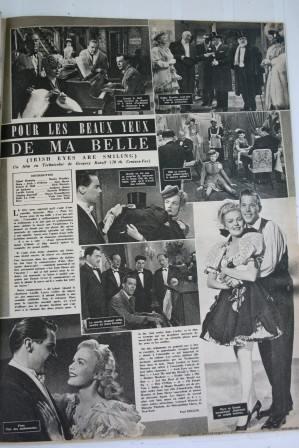 June Haver Monty Woolley