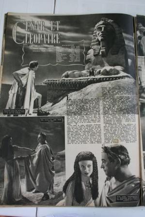 Vivien Leigh Stewart Granger Claude Rains