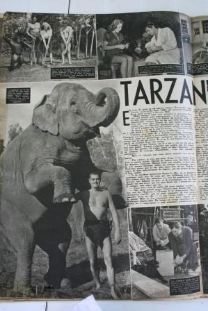 Tarzan Johnny Weissmuller