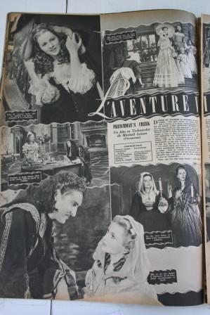 Joan Fontaine Arturo De Cordova Basil Rathbone