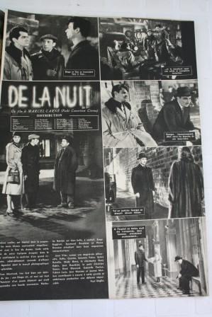 Yves Montand Serge Reggiani Nathalie Nattier
