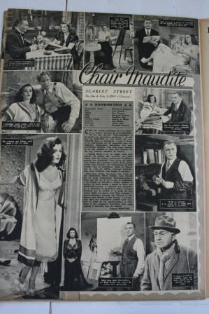Joan Bennett Edward G. Robinson Dan Duryea