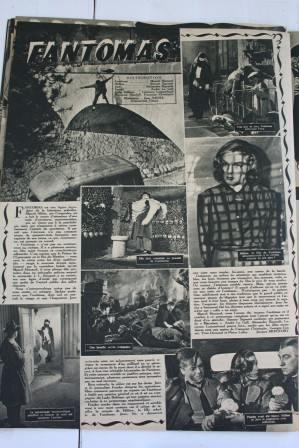 Fantomas Marcel Herrand Simone Signoret