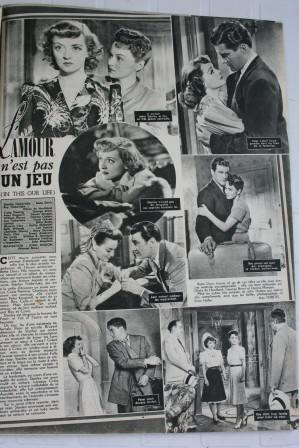 Olivia De Havilland Bette Davis