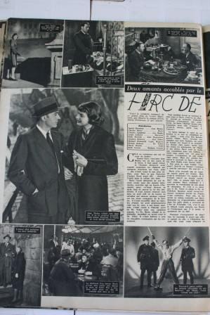 Ingrid Bergman Charles Boyer Arc De Triomphe