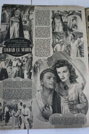 Douglas Fairbanks Jr Maureen O'Sullivan Sinbad