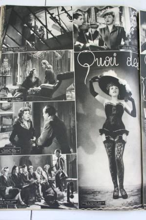 Louis Jouvet Suzy Delair Simone Renant
