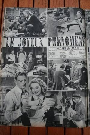 Vera Ellen Virginia Mayo Danny Kaye