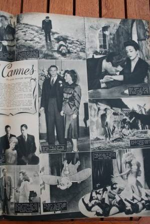Festival Of Cannes 1947