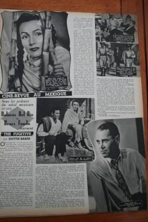 Dolores Del Rio Henry Fonda