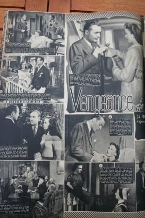 Charles Boyer Ann Blyth A Woman's Vengeance