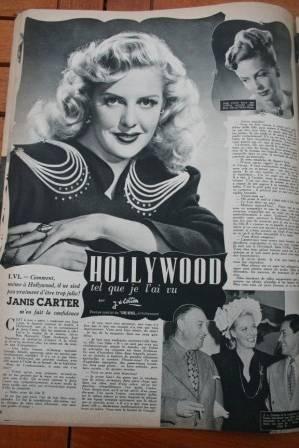 Janis Carter