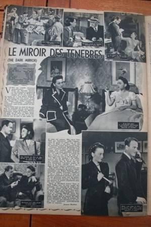 Olivia De Havilland Lew Ayres