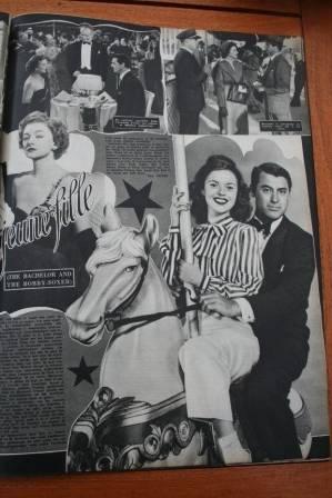 Shirley Temple Myrna Loy Cary Grant