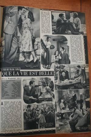 James Stewart Donna Reed It's A Wonderful Life