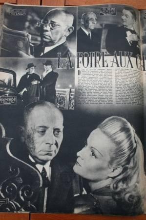Erich Von Stroheim Madeleine Sologne