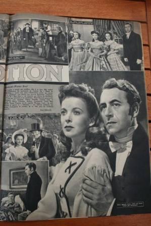 Ida Lupino Olivia De Havilland Paul Henreid