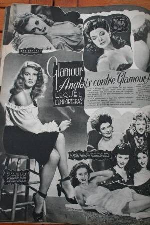 Jean Gillie Kay Kendall