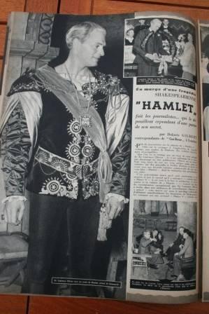 Laurence Olivier Hamlet