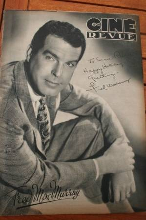 Fred Mac Murray
