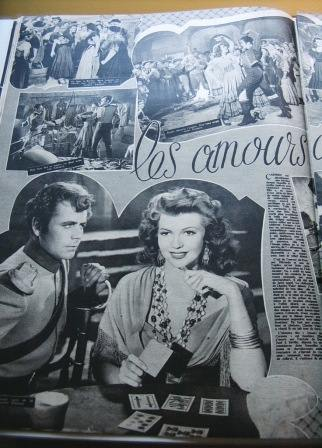 Rita Hayworth Glenn Ford Carmen