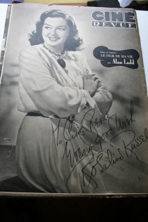 Rosalind Russell