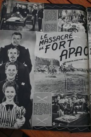 Shirley Temple John Wayne Henry Fonda