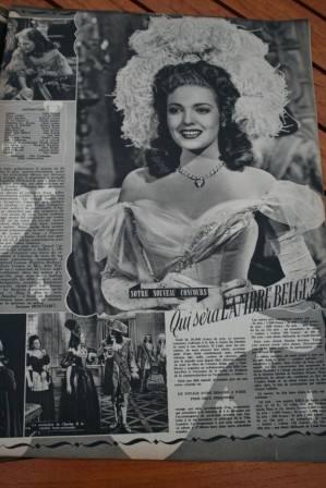 Linda Darnell Cornel Wilde Forever Amber