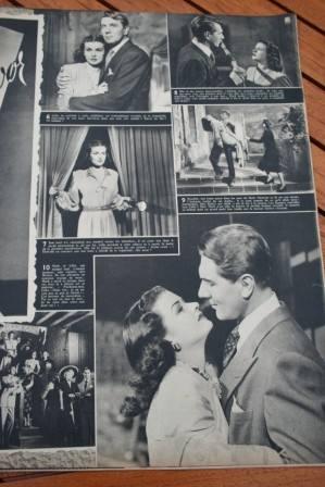 Joan Bennett Michael Redgrave Mark Dennis