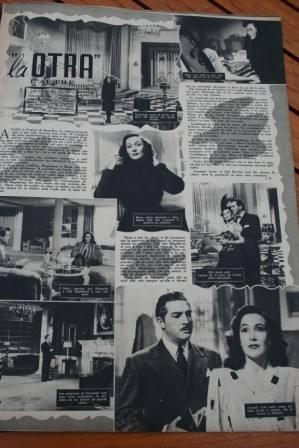 Dolores Del Rio Augustin Irustra Victor Junco
