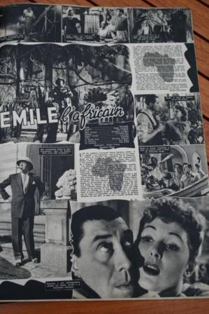Fernandel Emile l'Africian