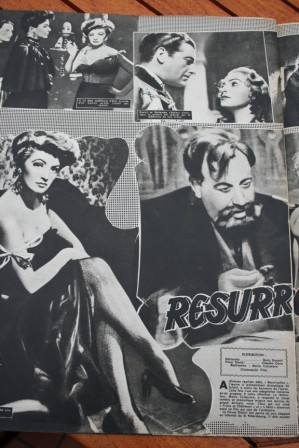 Doris Duranti Claudio Gora Resurrezione