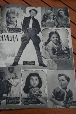 Virginia Weidler Freddie Bartholomew Gloria Moore