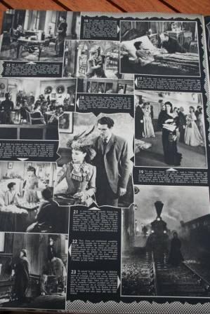 Vivien Leigh Sir Ralph Richardson Anna Karenine