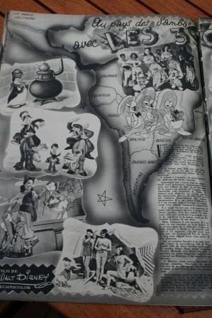 The Three Caballeros Donald Duck Walt Disney