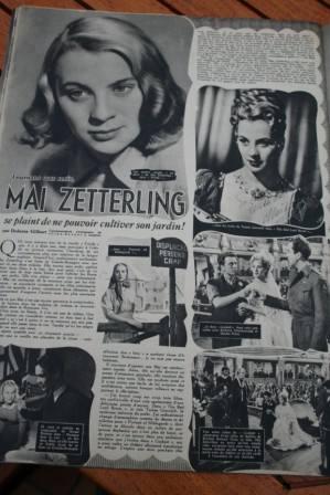 Mai Zetterling