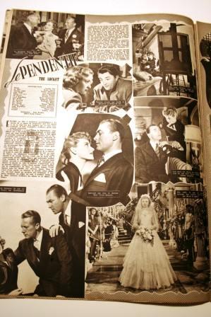 Robert Mitchum Laraine Day Brian Aherne