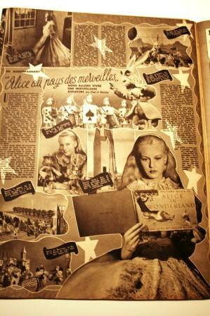 Carol Marsh Alice In Wonderland