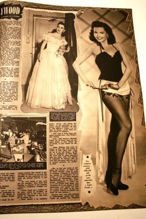 Ann Miller Liz Taylor