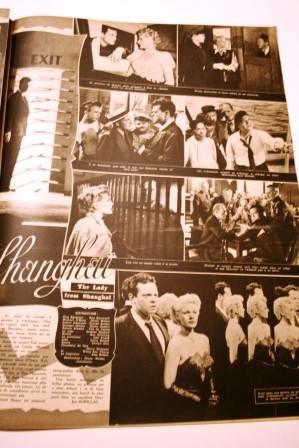 Rita Hayworth Orson Welles