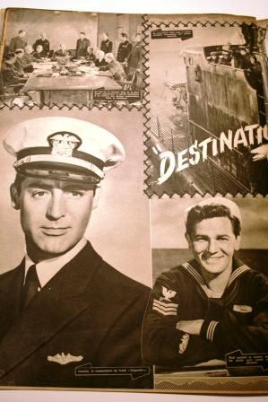 Cary Grant John Garfield