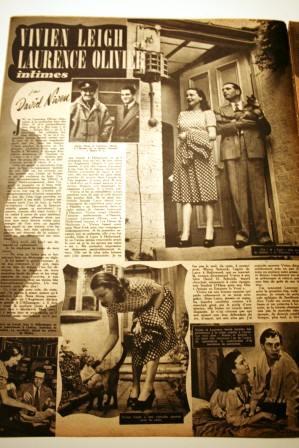 Vivien Leigh Laurence Olivier