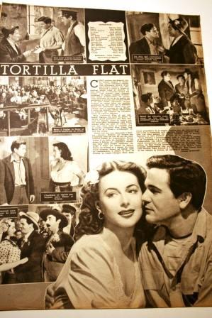 Hedy Lamarr Spencer Tracy John Garfield