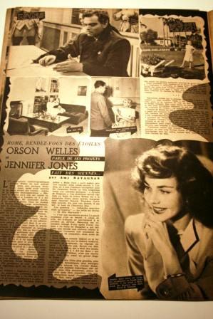 Orson Welles Jennifer Jones