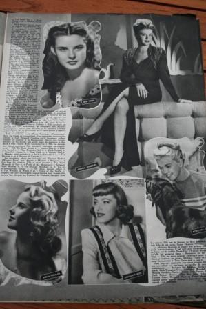 Angela Lansbury Jean Peters Doris Day