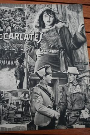 Madeleine Carroll Paulette Goddard Gary Cooper