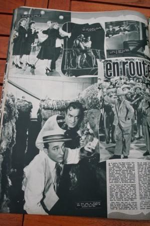 Bing Crosby Dorothy Lamour Bob Hope