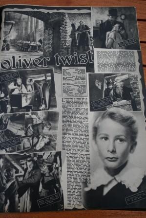 Oliver Twist Robert Newton Alec Guinness