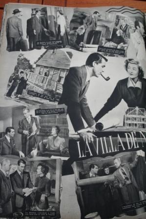Myrna Loy Cary Grant Melvyn Douglas